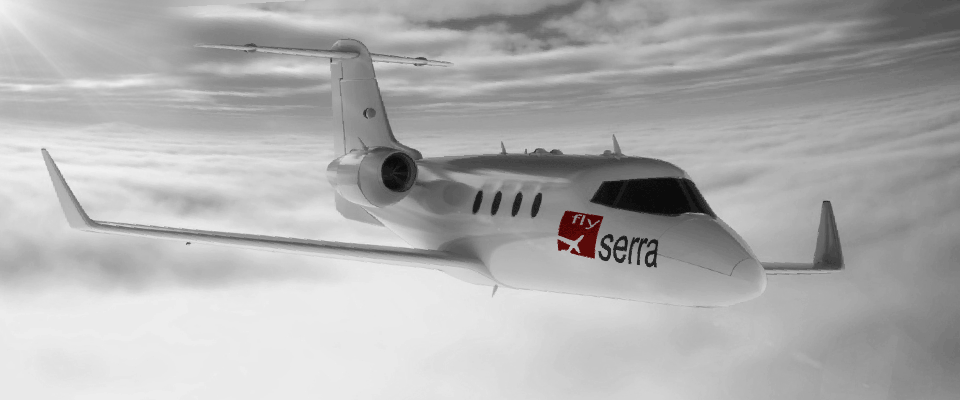 FlySerra Private Jet Charters