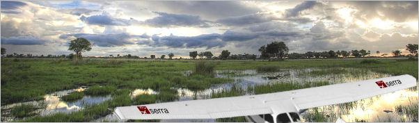Okavango-Delta-Aircraft