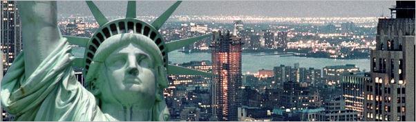 New York - private jet destination with flySerra